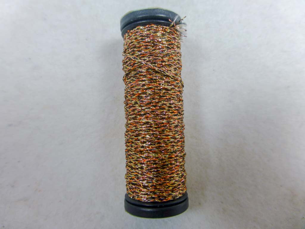 Med. #12 071 Misty Gold by Kreinik From Beehive Needle Arts