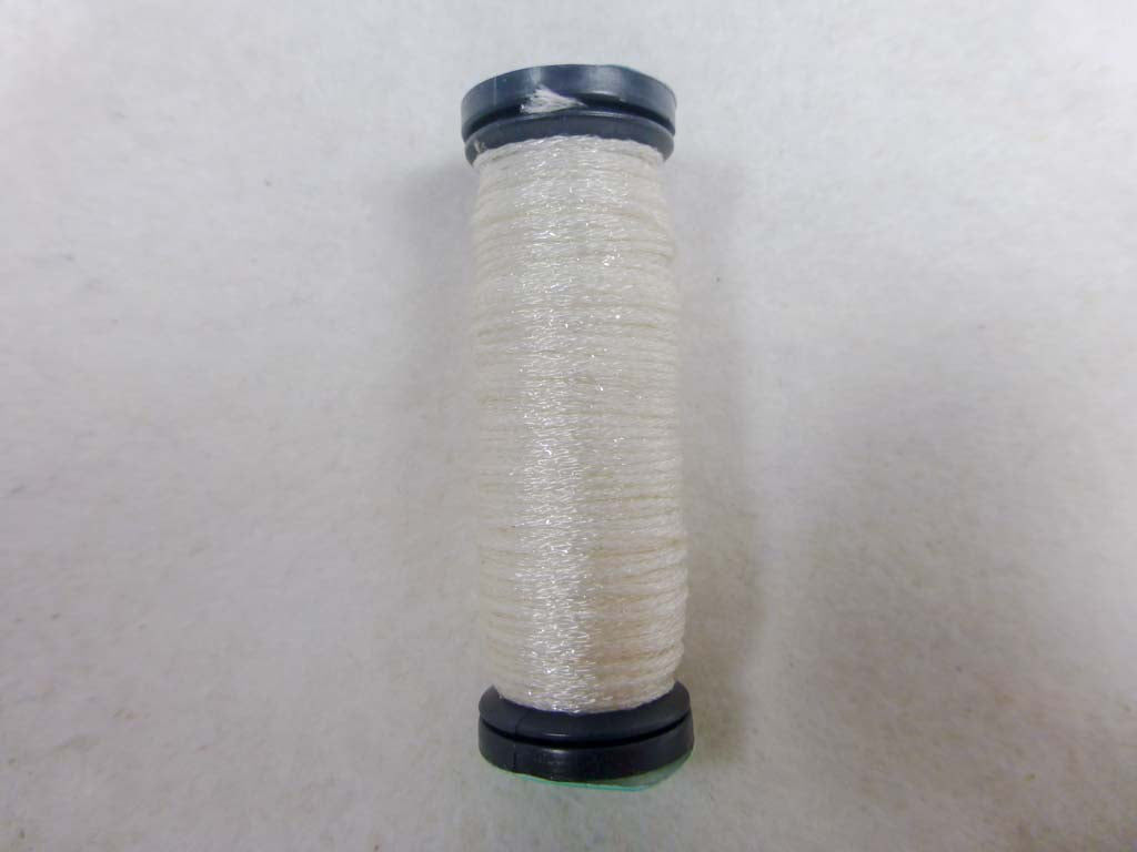 Med. #12 100 White by Kreinik From Beehive Needle Arts