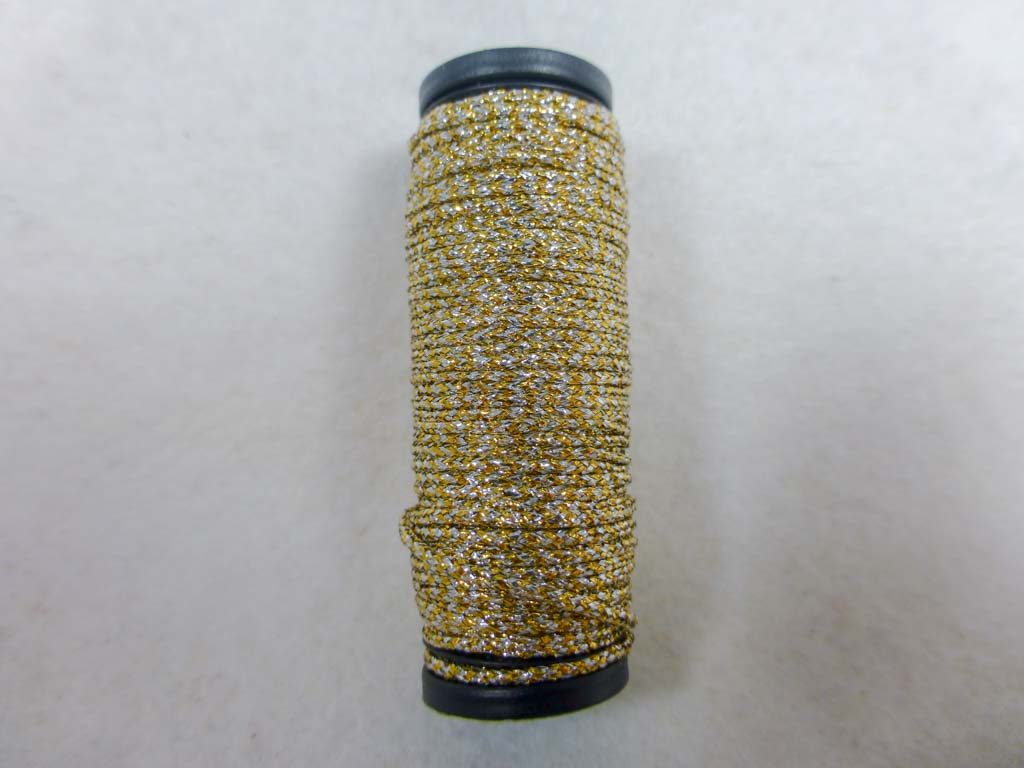 Med. #12 102 Vatican Gold by Kreinik From Beehive Needle Arts