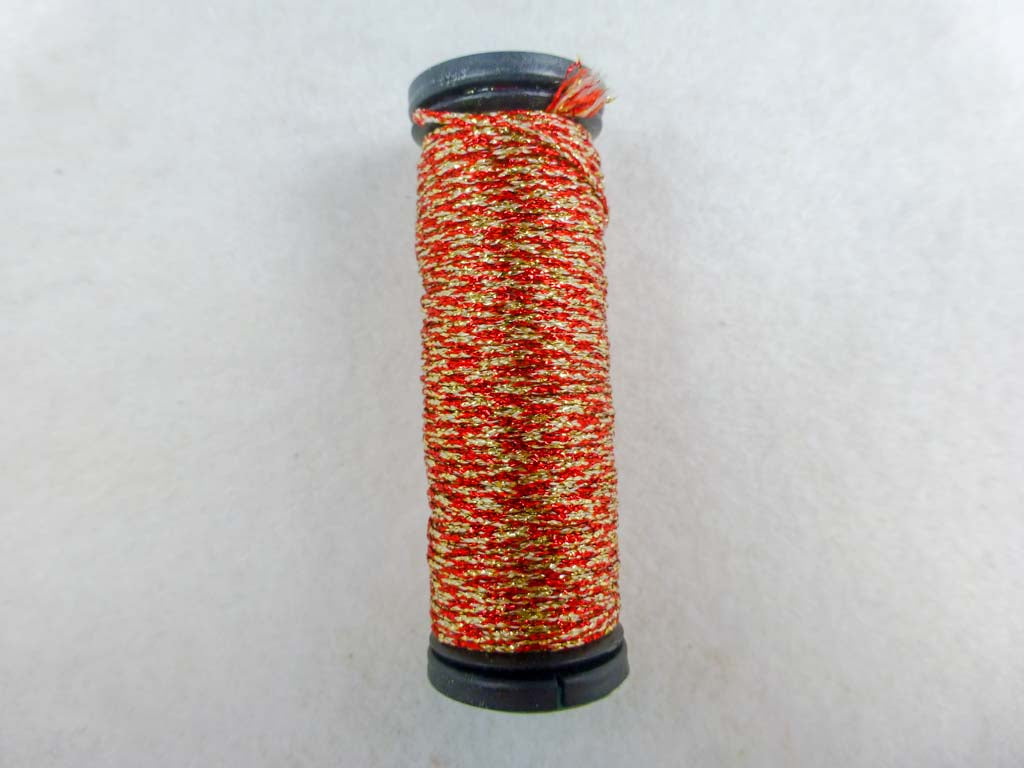 Med. #12 203 Flame by Kreinik From Beehive Needle Arts