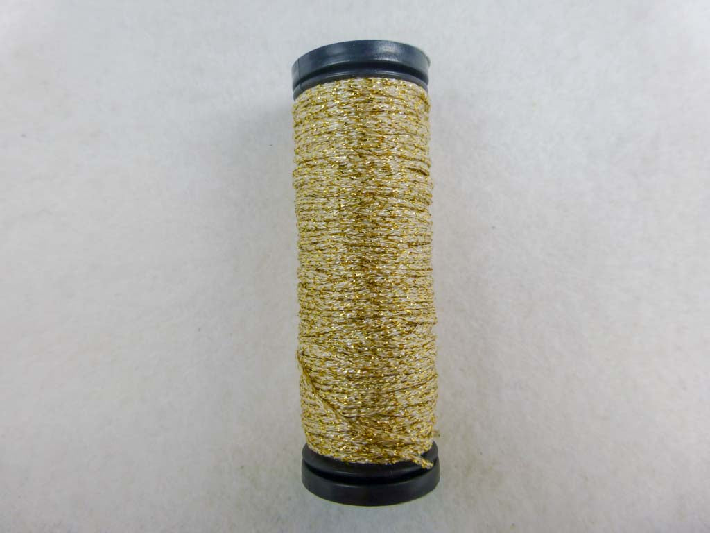 Med. #12 210 Gold Dust by Kreinik From Beehive Needle Arts