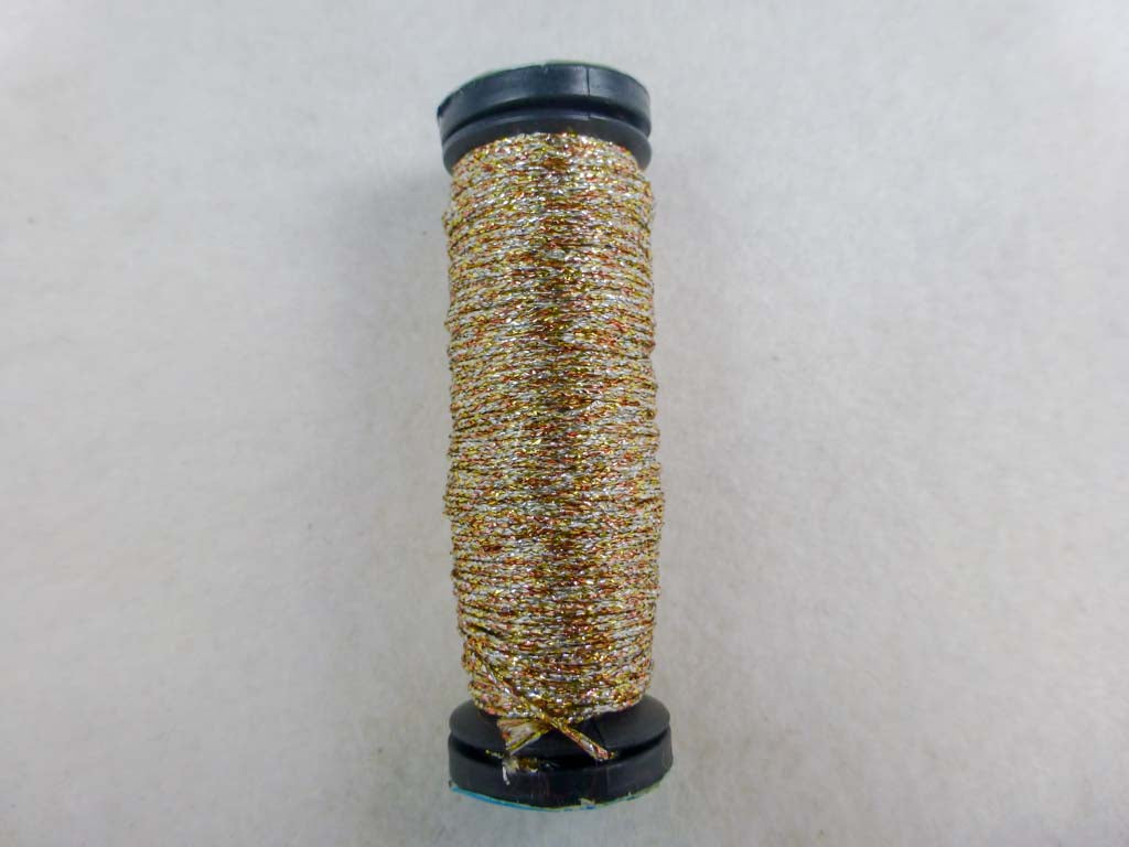 Med. #12 212 Golden Sand by Kreinik From Beehive Needle Arts