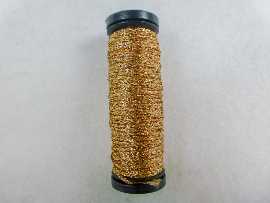 Med. #12 221 Antique Gold by Kreinik From Beehive Needle Arts
