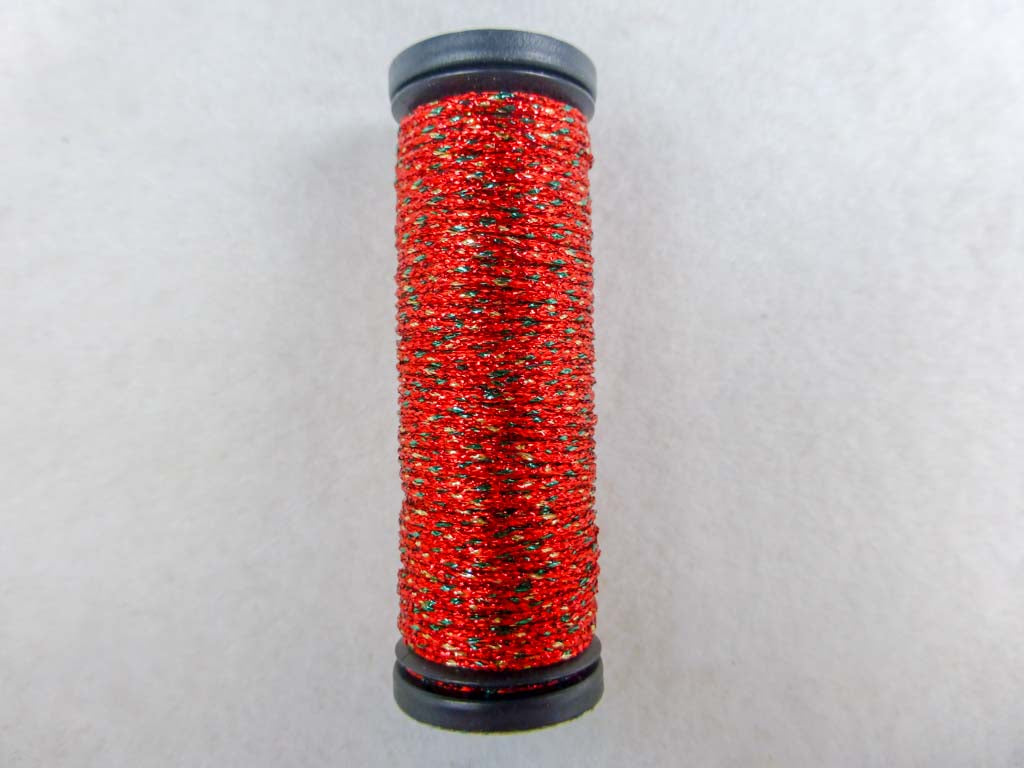 Med. #12 307 Deep Coral by Kreinik From Beehive Needle Arts