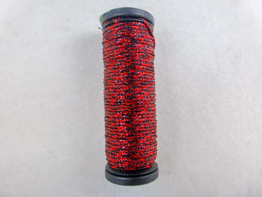 Med. #12 308 Colonial Red by Kreinik From Beehive Needle Arts