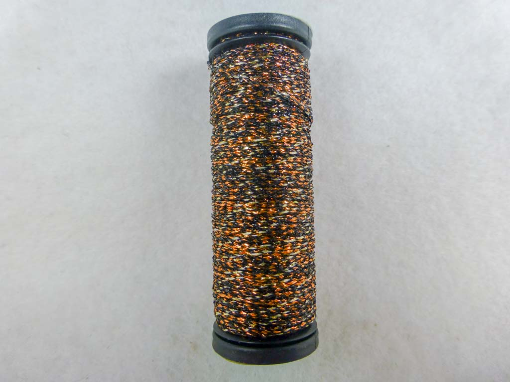 Med. #12 5001 Brass Key by Kreinik From Beehive Needle Arts