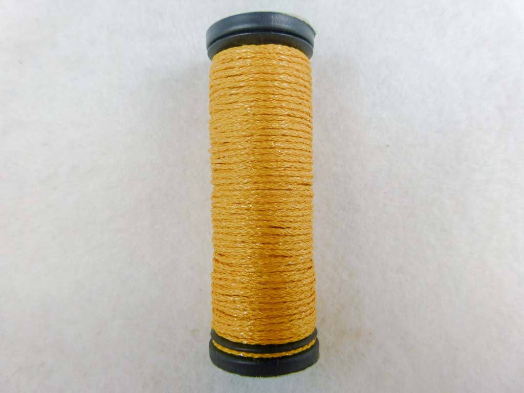Med. #12 5520 Ginger by Kreinik From Beehive Needle Arts