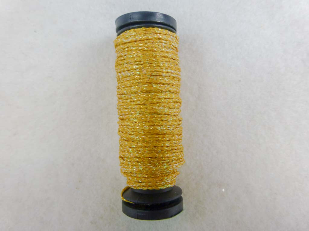 Med. #12 5720 Gum Drop Gold by Kreinik From Beehive Needle Arts