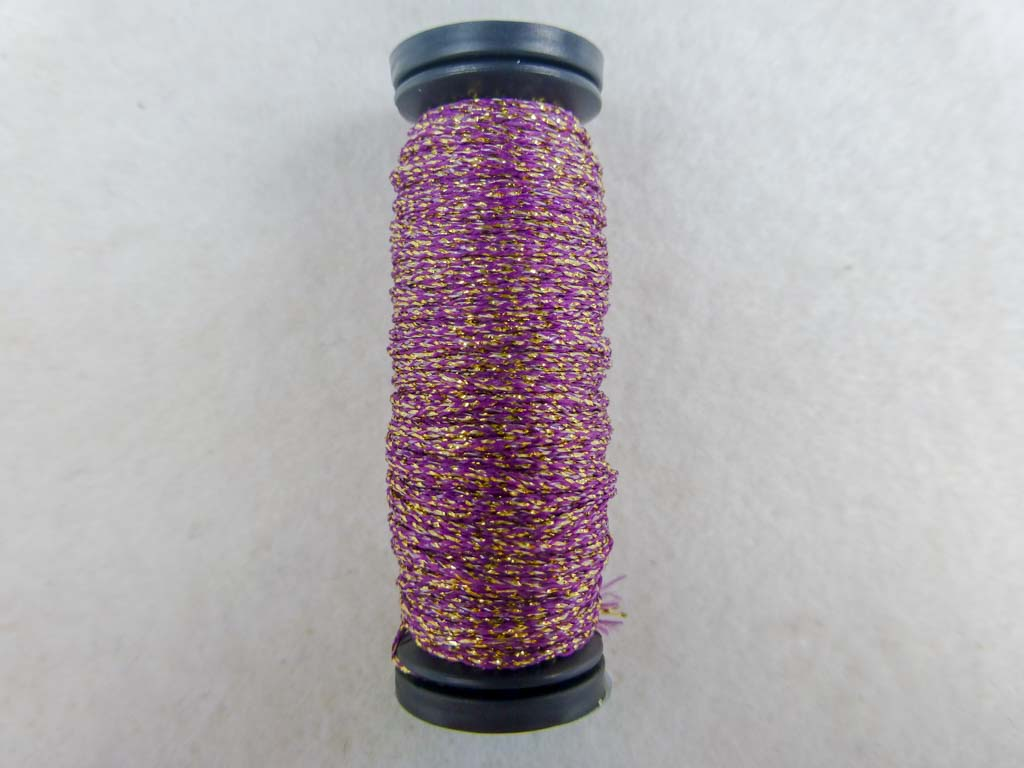 Med. #12 5845 Golden Cabernet by Kreinik From Beehive Needle Arts