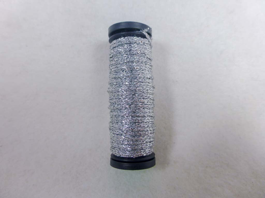 Med. #12 001HL Silver High Lustre by Kreinik From Beehive Needle Arts