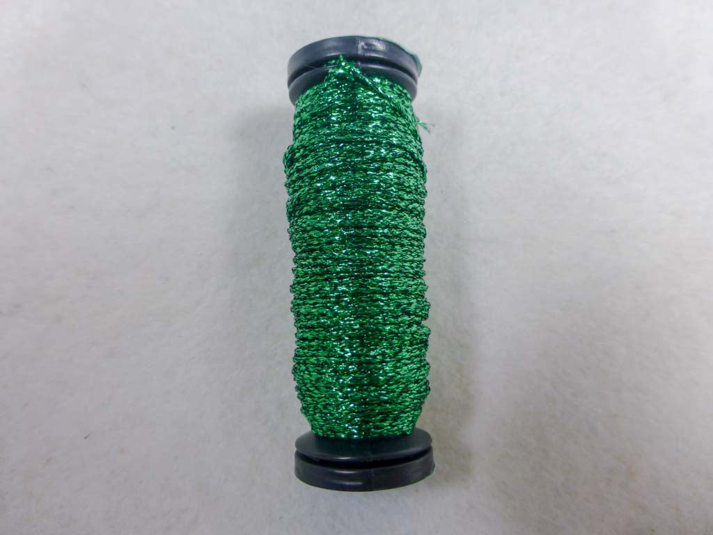 Med. #12 008HL Green High Lustre by Kreinik From Beehive Needle Arts