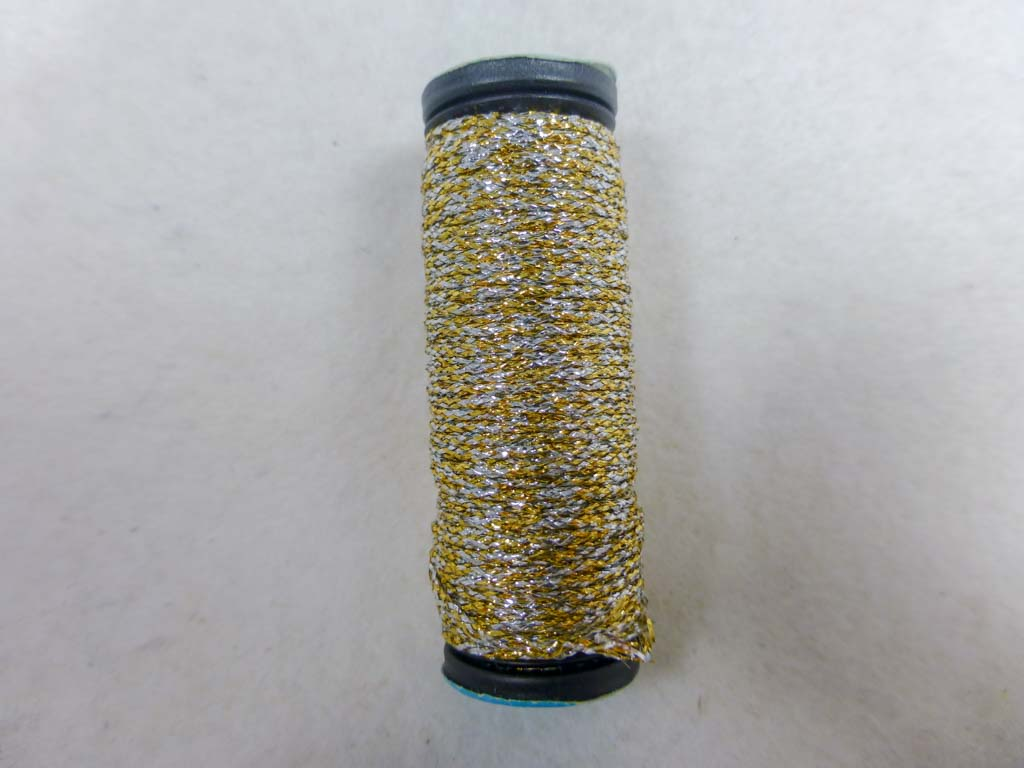 Med. #12 102HL Vatican Gold High Lustre by Kreinik From Beehive Needle Arts