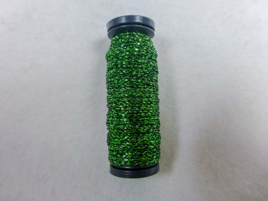 Med. #12 015HL Chartreuse High Lustre by Kreinik From Beehive Needle Arts