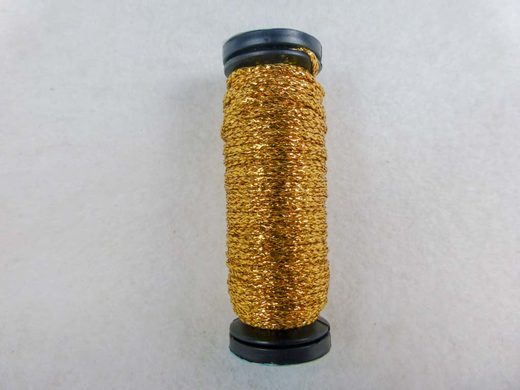 Med. #12 202HL Aztec Gold High Lustre by Kreinik From Beehive Needle Arts