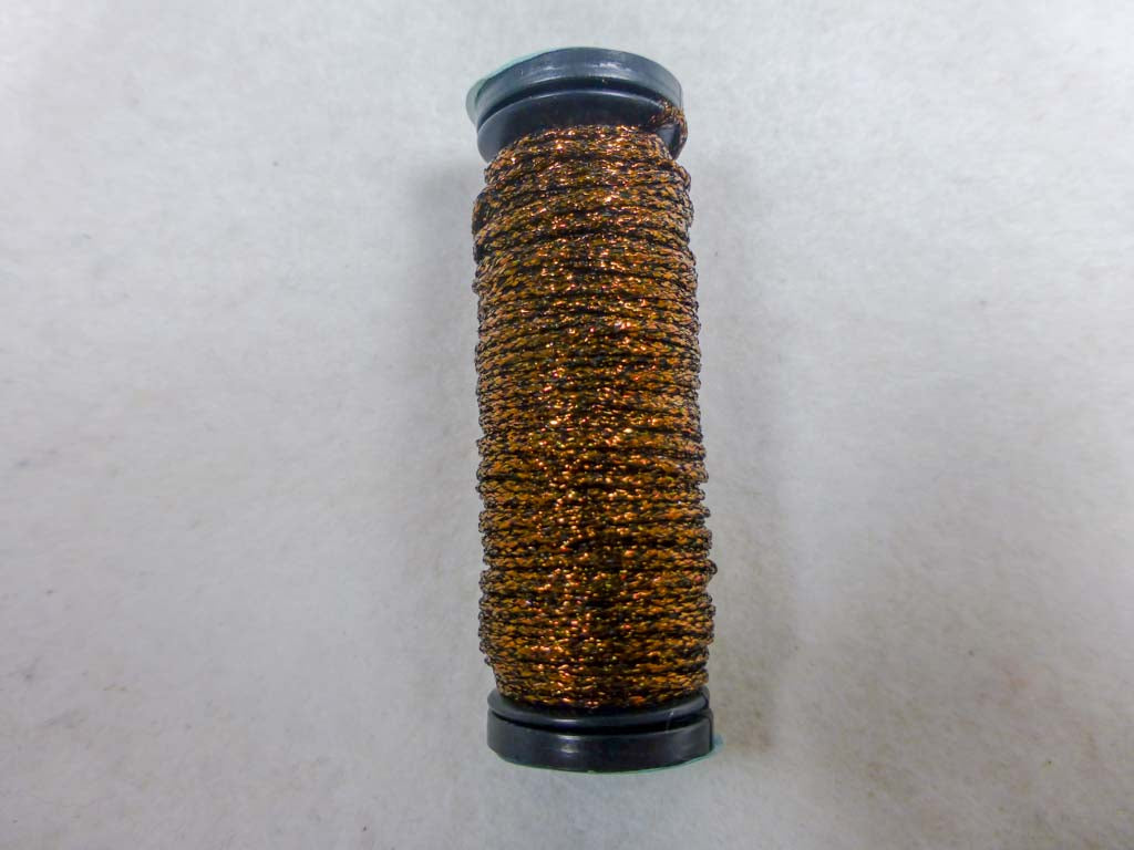 Med. #12 052HL Bronze High Lustre by Kreinik From Beehive Needle Arts