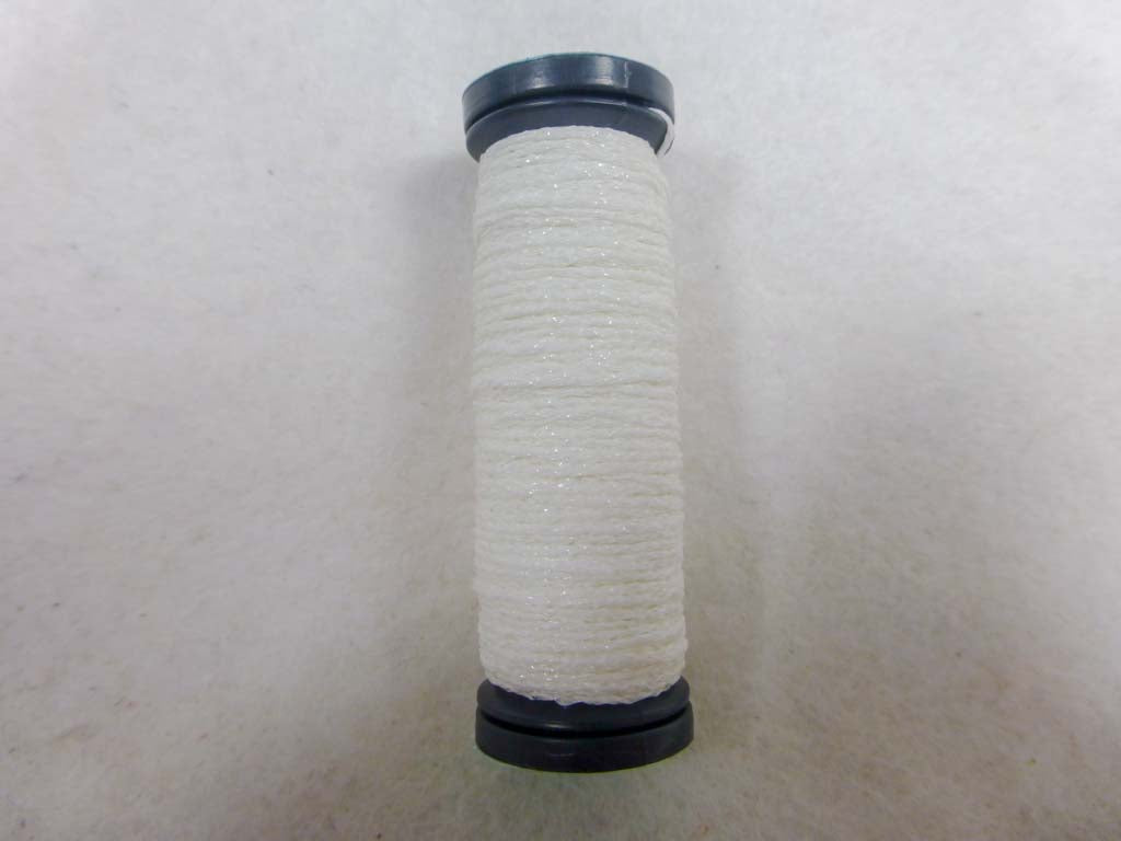 Med. #12 100HL White High Lustre by Kreinik From Beehive Needle Arts