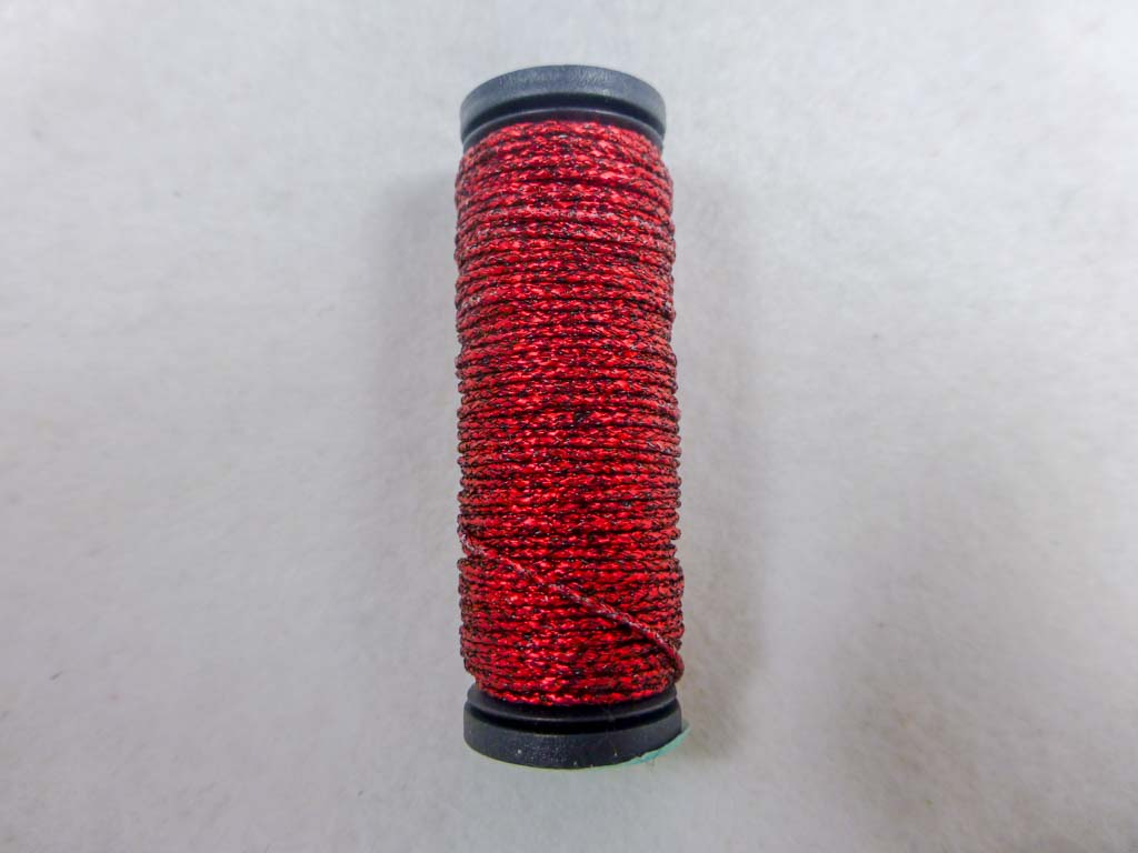 Med. #12 003V Vintage Red by Kreinik From Beehive Needle Arts