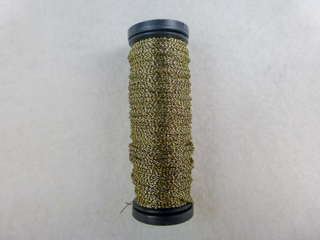 Med. #12 205C Antique Gold Cord by Kreinik From Beehive Needle Arts