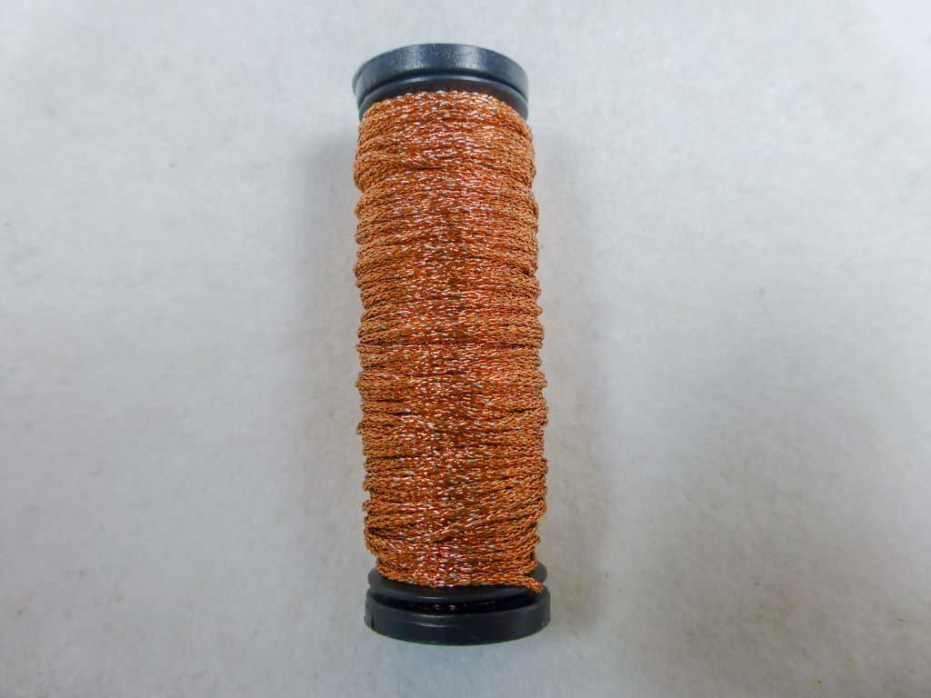 Med. #12 021C Copper Cord by Kreinik From Beehive Needle Arts