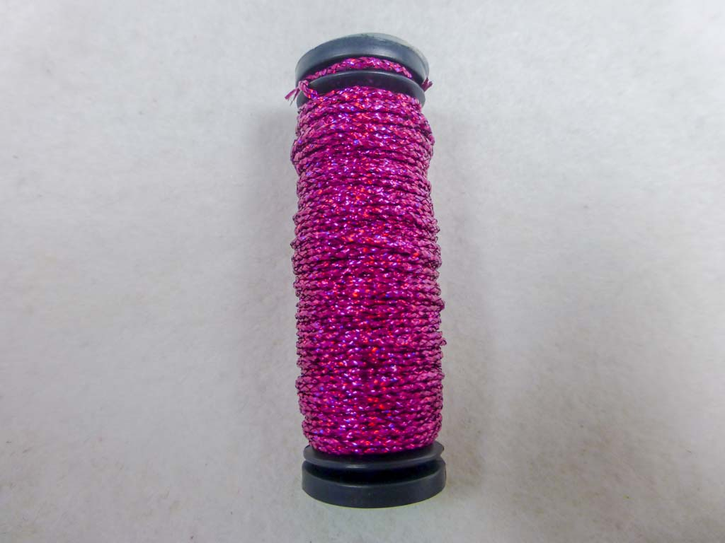 Med. #12 024L Fiery Fuchsia by Kreinik From Beehive Needle Arts