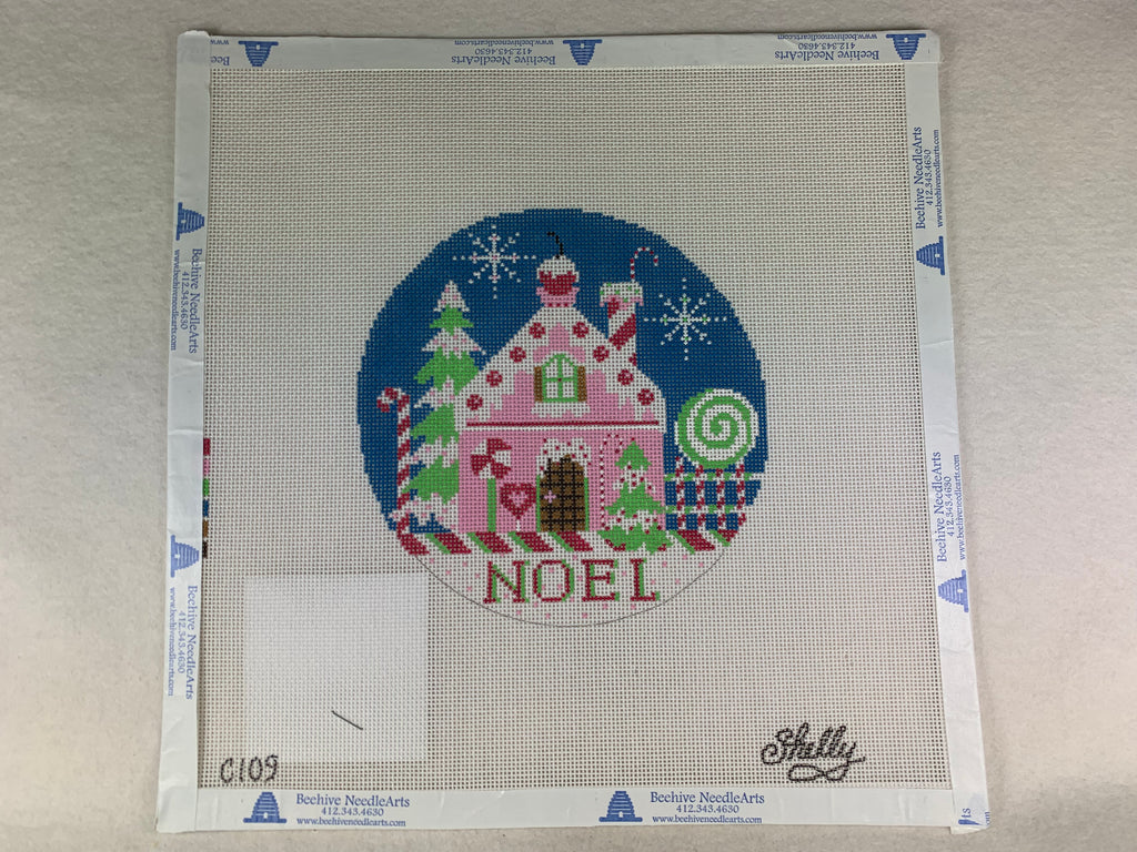Shelly Tribbey Designs C109 Sweet Noel