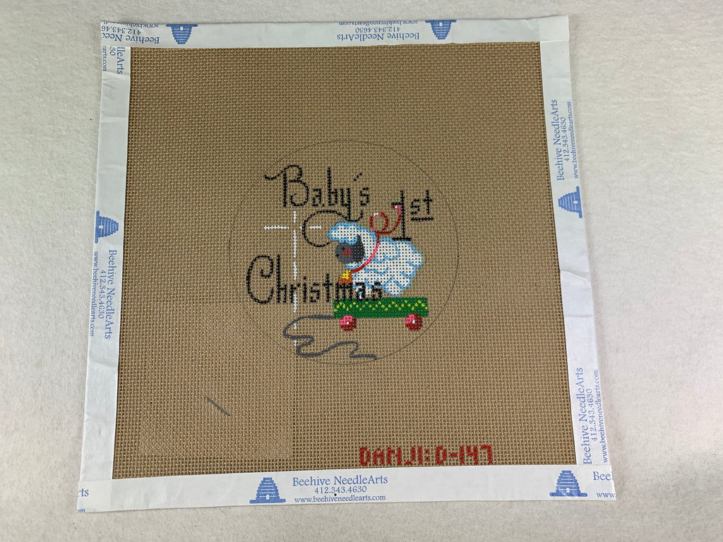 Danji Designs D-174 Baby's First Christmas