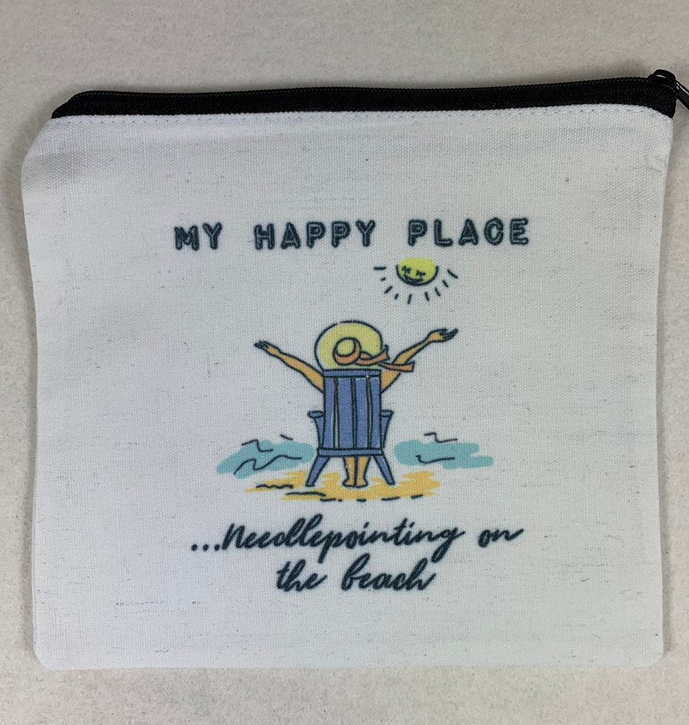 Alice Peterson Company PO120 Happy Place Pouch