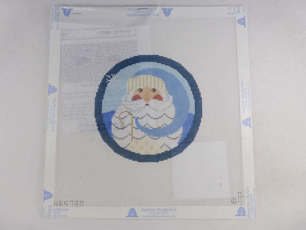 Artists Collection HS5730 Santa with Snowflake
