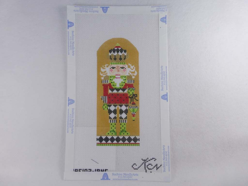 Kelly Clark Studio, LLC KPF 102-18 King of Diamonds Nutcracker