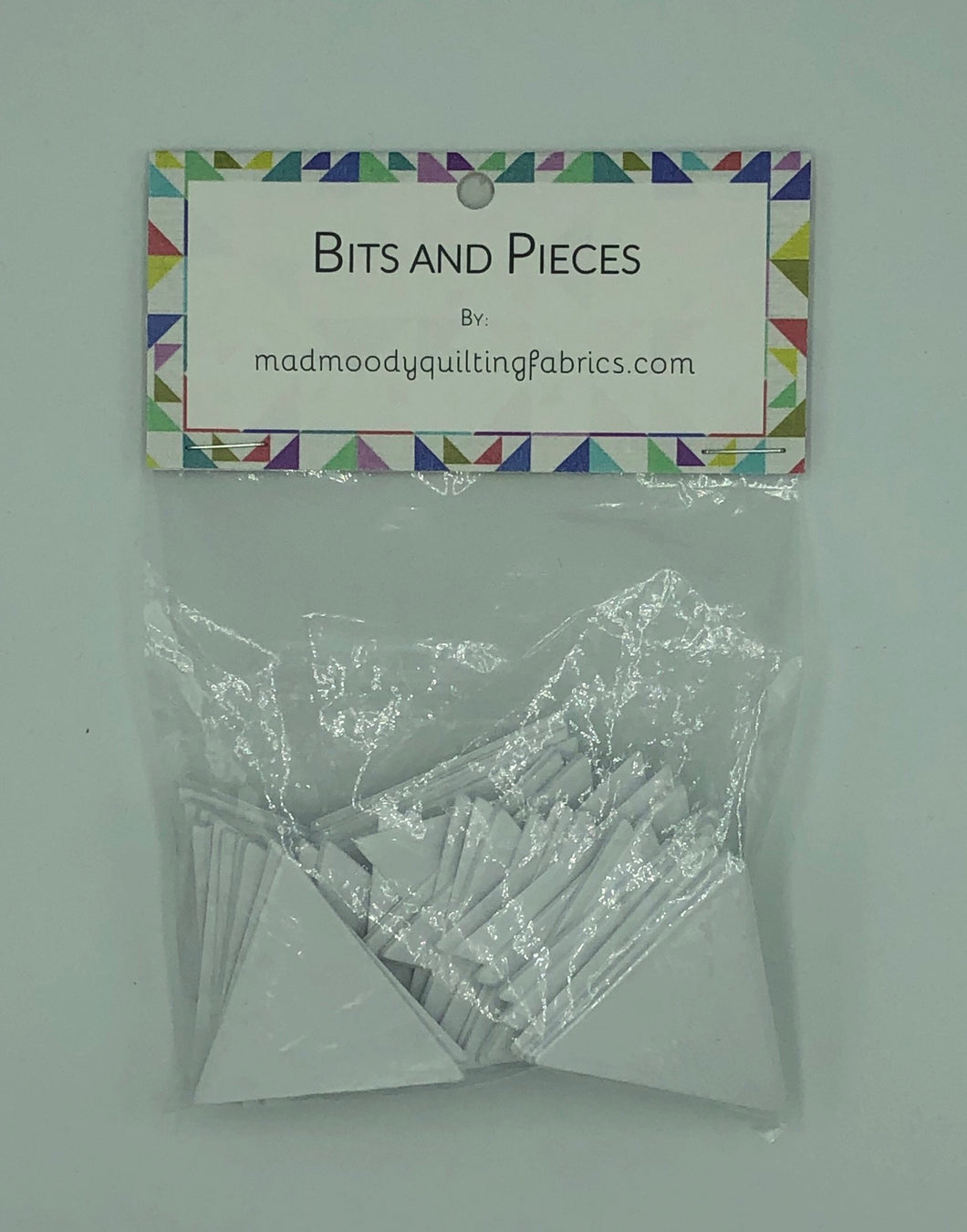 English Paper Piecing Equilateral Triangles - 2 Sizes