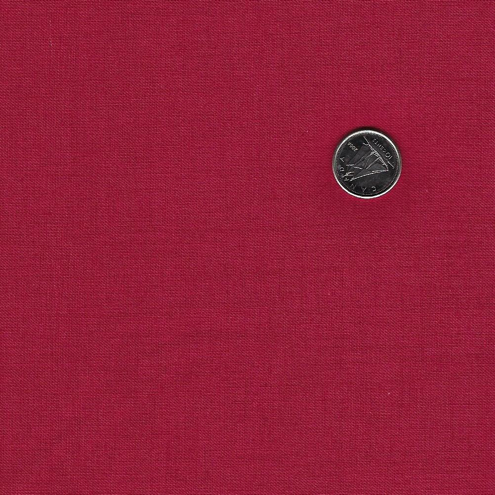 Jardin de Fleurs by French General for Moda - Linen Texture Rouge