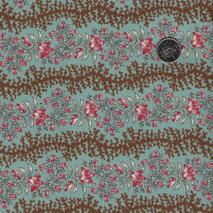 Sarah's Story 1830-1850 by Betsy Chutchian for Moda - Background Sky Bridle Path