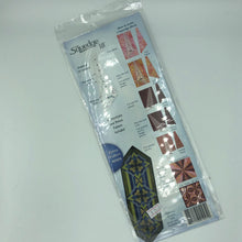 Load image into Gallery viewer, Phillips Fiber Art - Squedge 18 Ruler