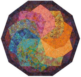 Jewel Box The Swirl Pattern by Phillips Fiber Art