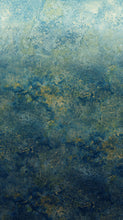 Load image into Gallery viewer, 108 Inches Wide Backing - Stonehenge Ombre by Northcott Studio - Blue Planet