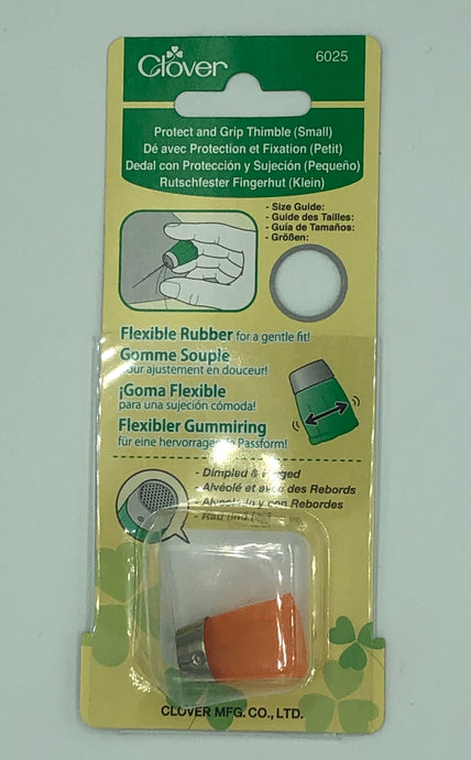 Clover Protect and Grip Thimble - 3 Sizes