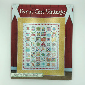 Farm Girl Vintage by Lori Holt of Been in my Bonnet