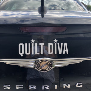 Car Decal - Multiple Quotes - 2 Colors