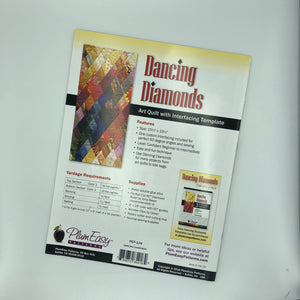 Dancing Diamonds by Claire Haillot