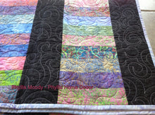 Load image into Gallery viewer, Cotton Candy Lap Throw Quilt