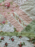 Roses are Pink Quilt