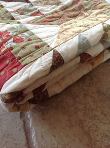 Lap Throw quilt