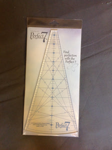 Phillips Fiber Art - Perfect 7 Ruler