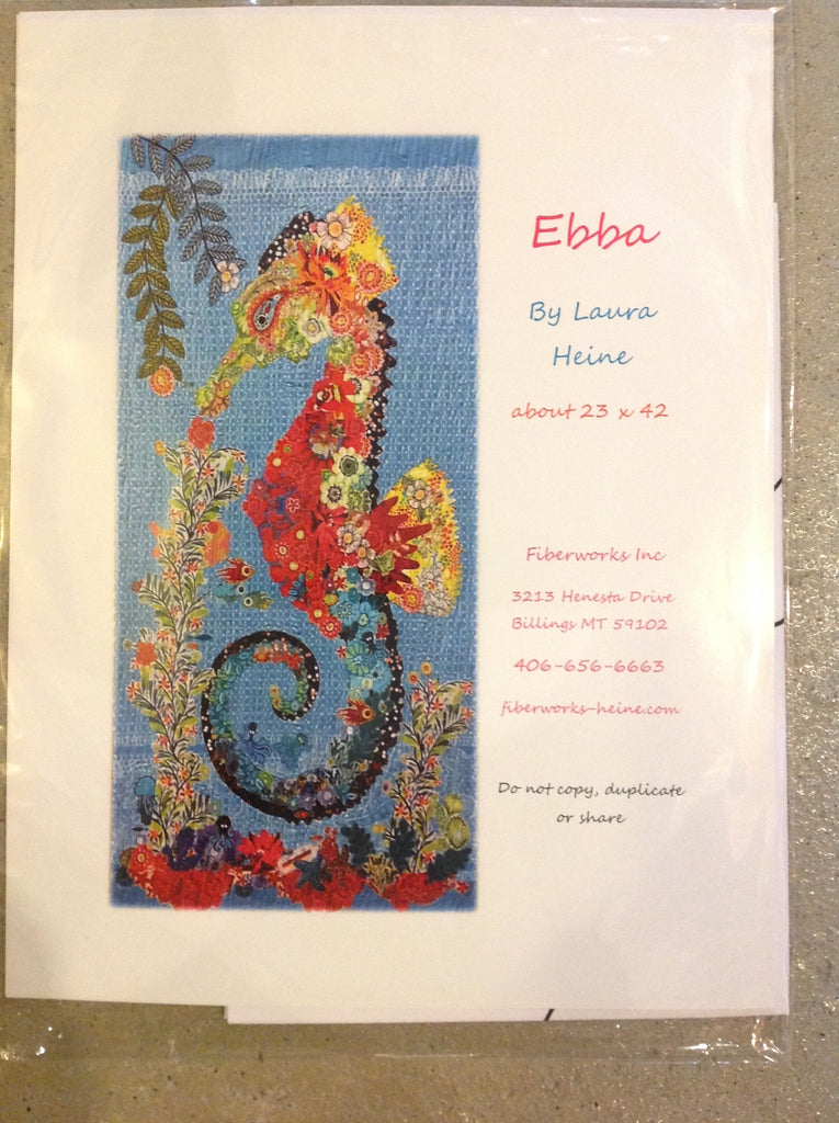 Ebba Pattern by Laura Heine