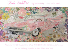 Load image into Gallery viewer, Pink Cadillac by Laura Heine