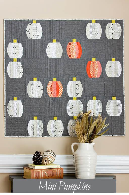#501 Mini Pumpkins par Sew Kind of Wonderful
