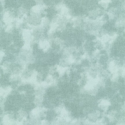 Cloud Cover by Sevenberry for Robert Kaufman - Seafoam