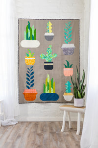 #447 Plant Life by Sew Kind of Wonderful