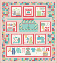 Load image into Gallery viewer, Sew Simple Shapes by Lori Holt of Bee in my Bonnet - Vintage Housewife