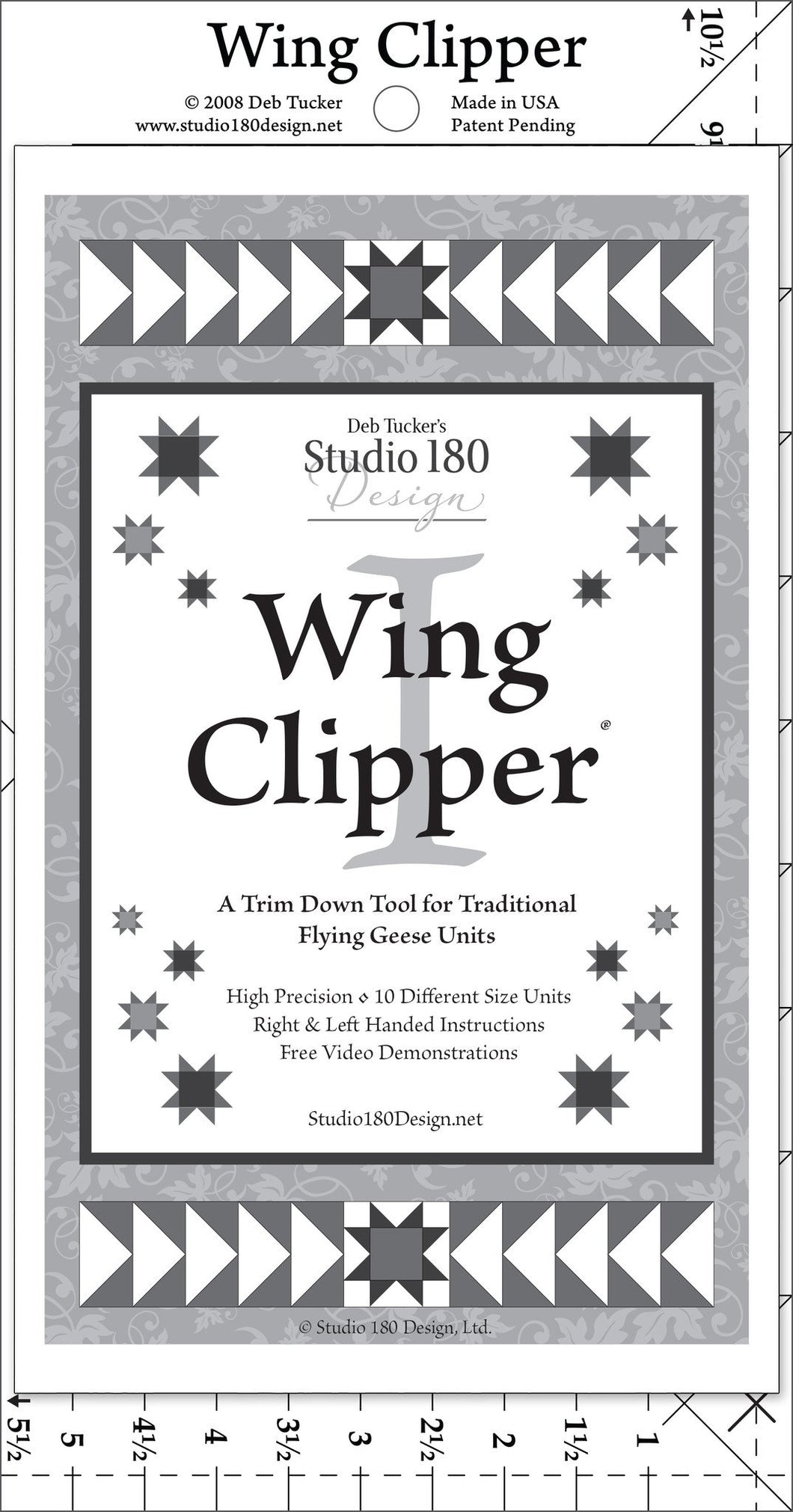 Deb Tucker's Studio 180 Design - Wing Clipper